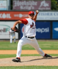 Will Latimer Pitching for Lowell this season, Latimer was promoted to Greenville on August 8th